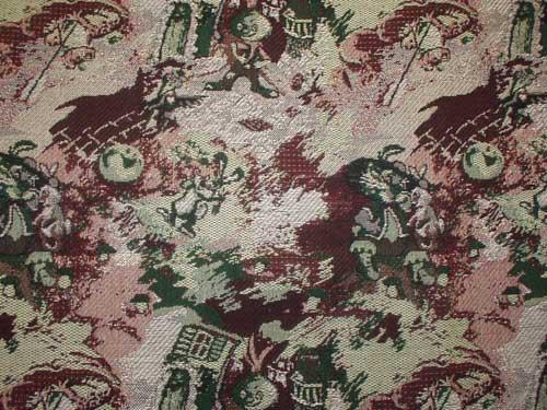 Ткань, интерьерная ткань